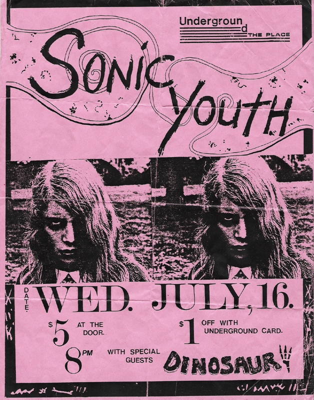 15 Sonic Youth Opening Acts Who Made It Huge Flavorwire
